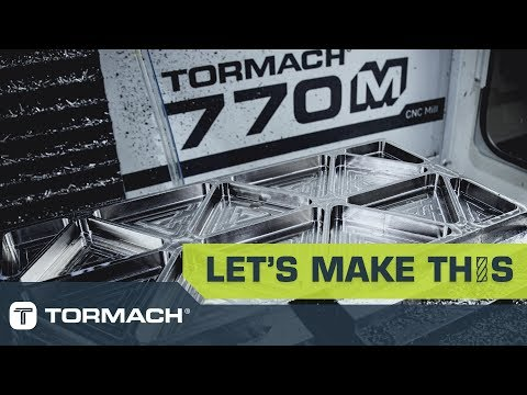 Machining Titanium on a Tormach 770M CNC With Harvey Tools