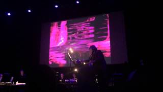 The Will Gregory Moog Ensemble Barbican