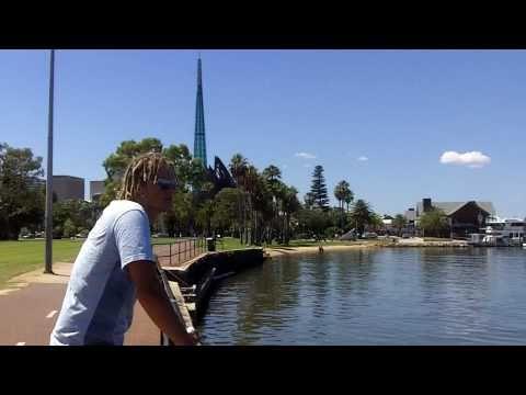 Goodbye Auckland New Zealand - Hello Perth Australia!