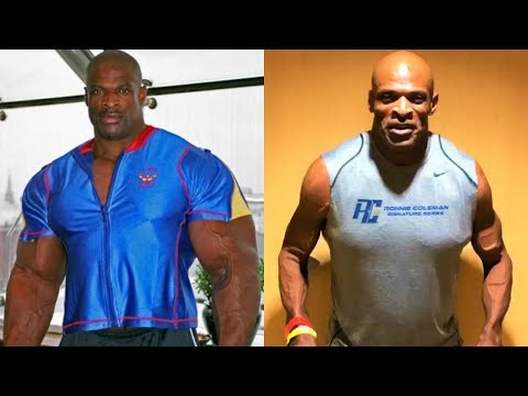 RONNIE COLEMAN | TRANSFORMATION STORY