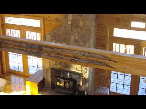 Log Cabin Rental - North Conway NH