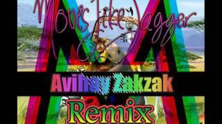 Maroon 5 ft. Christina Aguilera - Moves Like Jagger (Avihay Zakzak Remix)