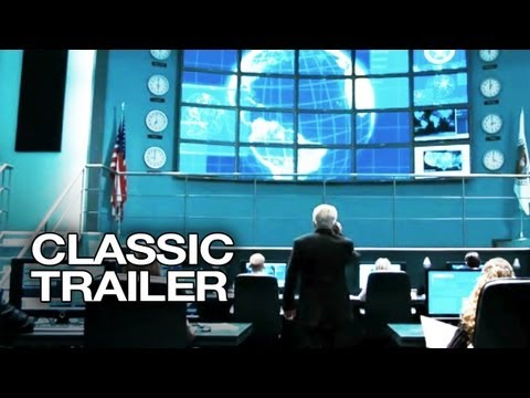 Echelon Conspiracy (2009) Official Trailer #1 - Martin Sheen Movie HD