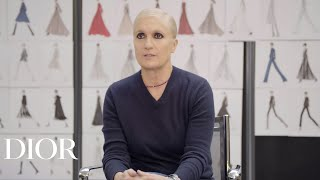 Maria Grazia Chiuri on her Dior Autumn-Winter 2020-2021 inspirations