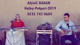 Afşinli-HAKAN-Halay-Potpori-Ninniri-2019