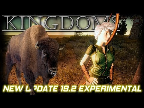Kingdoms | New Experimental Update Alpha 19.2 | Kingdoms Gameplay