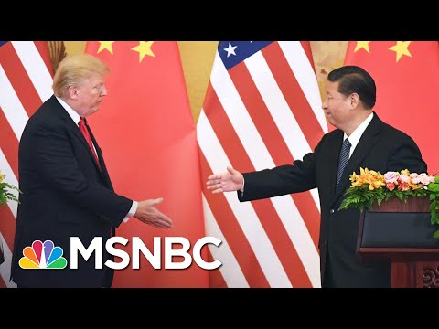 NYT Exposes Trump Chinese Bank Account, Millions In China-Connected Deals While President
