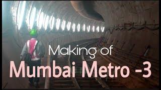 Making the Mumbai Metro -3    Colaba-BKC-SEEPZ Metro Corridor    MetroRail Blog