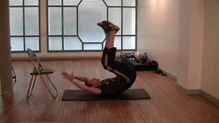 Mal de dos  - Exercices d'étirements des chaînes musculaires