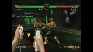 Mortal Kombat: Armageddon Nintendo Wii Trailer - Must-see
