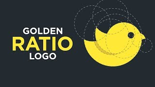 Golden Ratio Logo Design in Illustrator