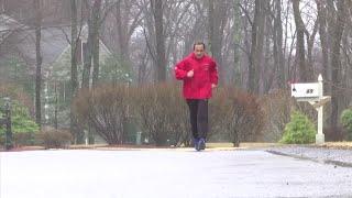 Marathon Director has heart health warning