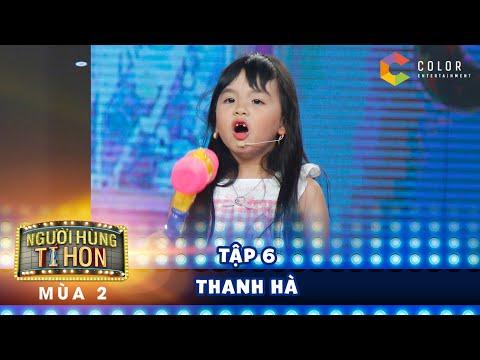 Người hùng tí hon 2| tập 6: Thanh Hà làm Cẩm Ly bất ngờ khi tạo dáng người mẫu chuyên nghiệp