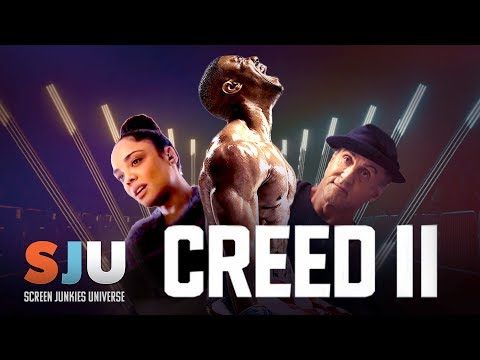 Let's Talk About That Creed 2 Trailer! - SJU