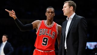 "Rajon Rondo FIRES BACK at Dwyane Wade & Jimmy Butler: ""I"