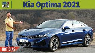Kia Optima K5 2021- Elegancia …