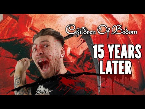 "CHILDREN OF BODOM'S ""Hate Crew Deathroll"" Turns 15 Years Old 