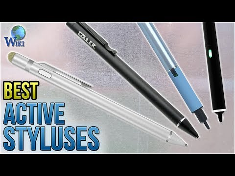 10 Best Active Styluses 2018 - YouTube