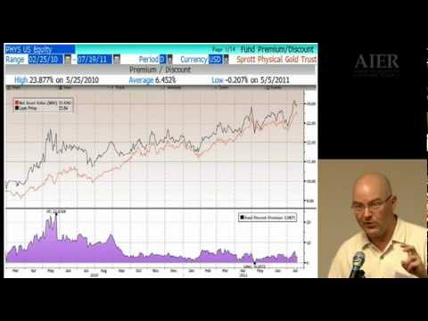 4. Dave Nadig: Bullion and Beyond: A World of Choices for Gold Investors [AIER Lecture]