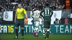 Juventus Turin : Gladbach |LIVESTREAM| Champions League 3. Spieltag 21.10  - Lets Play FIFA 16