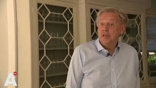 Wie herkent het gestolen zilverwerk van oud-politicus Ed Nijpels?