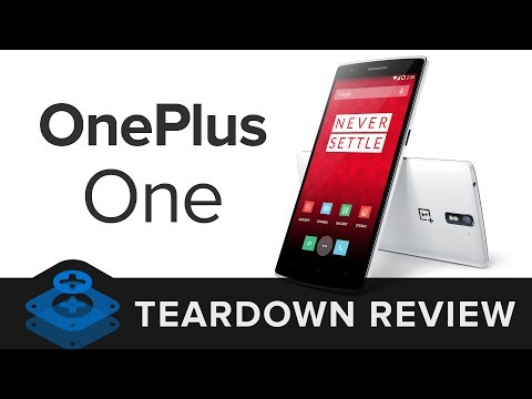 The OnePlus One Teardown Review