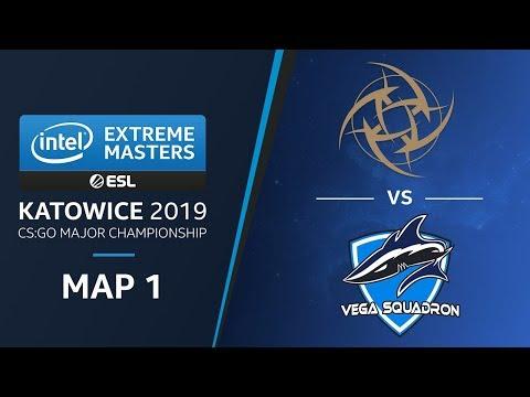 NiP vs Vega Squadron - IEM Katowice 2019 - g1