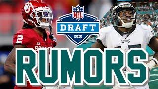 Philadelphia Eagles: 2020 NFL Draft Rumors | Jeffery could be traded! | 49ers a trade partner?