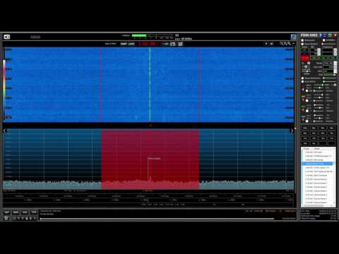 Radio CANDIP 5066.4 kHz, Bunia, DR of Congo, indoor reception in Oxford UK