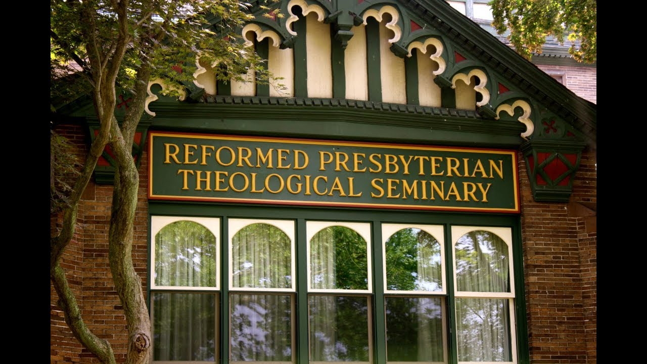 RPTS Study Under Pastors Reformed Presbyterian Theological Seminary