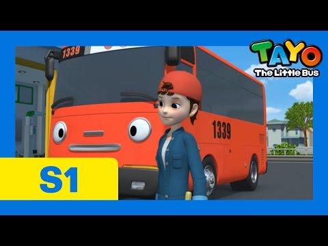 Hana and Gani (30 mins) l Episode 10 l Tayo the Little Bus