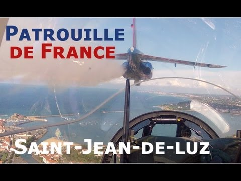 Patrouille de France St-Jean-de-Luz 2013