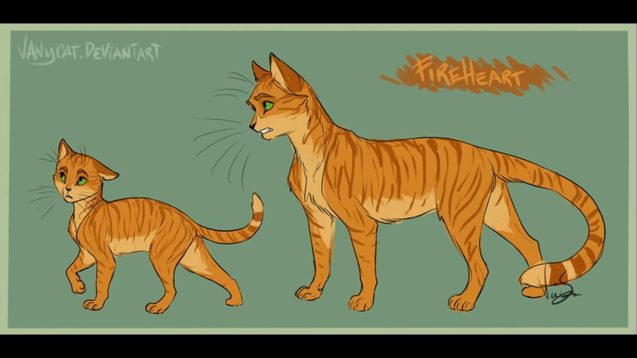 Firestar Sss Warrior Cats
