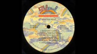 Martha High - Showdown (Disco 1979)