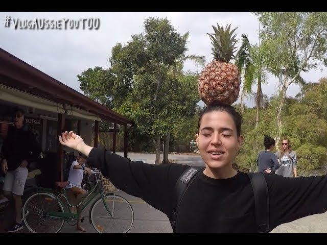 La chica de la piña se va al Byron Bay Market ● #VlogAUssieYouTOO ❤