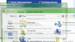 Jak dodac biblioteke shell32.dll do windows (spryciarze.pl)