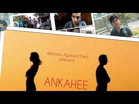 ANKAHEE Full Movie   Short Film   A Radio love Story   Ft. Abhinav Agarwal Aditi Agarwal