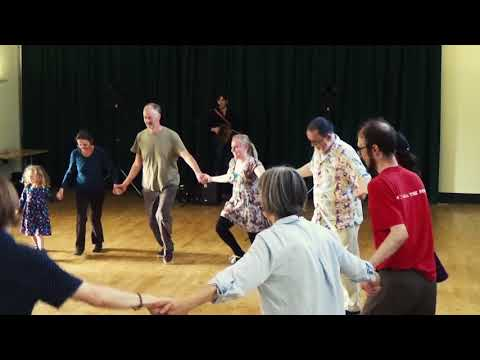 Holtwood Reel / Rochdale Coconut Dance - Paul Young - melodeon ceilidh solo