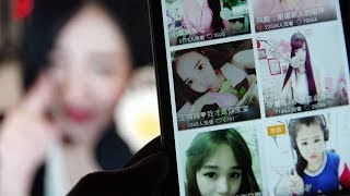 China punishes live streamers for illegal content