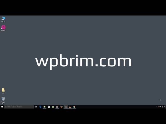 wordpress tutorial for beginners  - create , edit and delete a page part 4