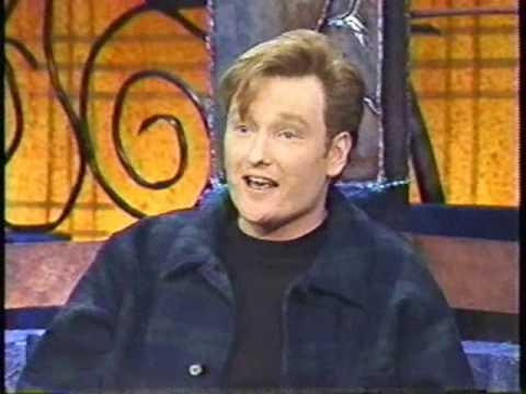 Conan O'Brien on the Jon Stewart Show (1994)