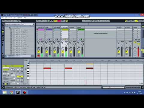 Dj Geda presents :Make Deep House with Ableton Live [New Sound] pt1