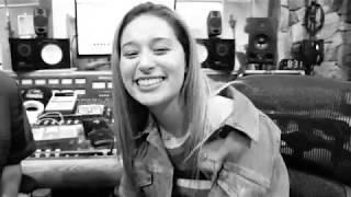 Nikki Alva - En Mi Corazón ft. Johnny Rivera Recording Session