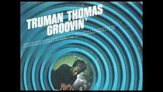 TRUMAN THOMAS - THE SWEETEST THING THIS SIDE OF HEAVEN - LP GROOVIN - VEEP VP 13517
