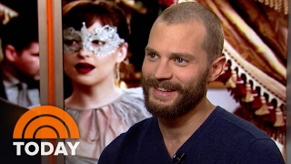 Jamie Dornan: 'Fifty Shades Darker' Has 'A More Playful Aspect' | TODAY