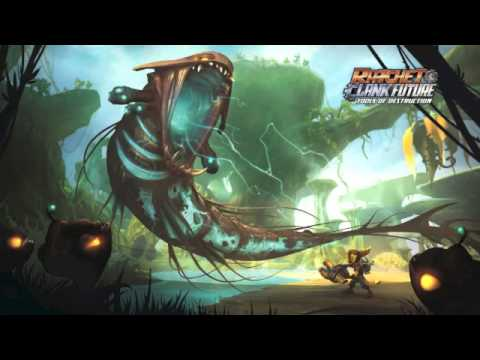 Ratchet & Clank: Tools of Destruction - Original Soundtrack (OST) (Complete) (David Bergeaud)