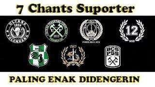 Download Video Terbaru!! 7 Chants Suporter Paling Enak Didengerin 2018 MP3 3GP MP4