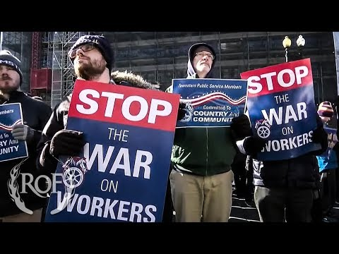 Right Wing Dividing the Working Class by Demonizing Immigrants