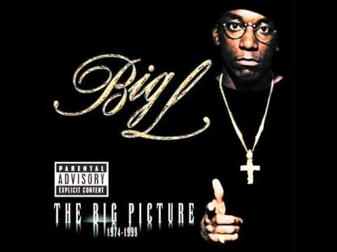 Big L - Ebonics (Explicit) *With Lyrics*