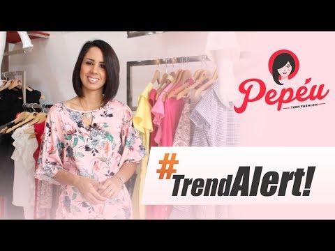 Trend Alert - Pepéu Moda Feminina inaugura nova loja no Moda Center